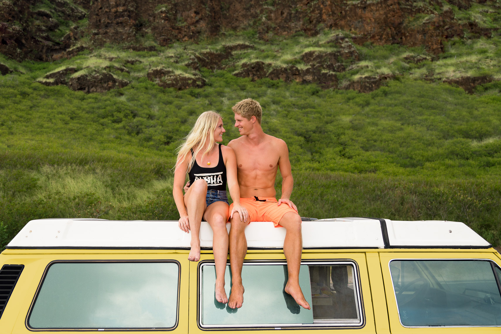 VW Bus Lifestyle