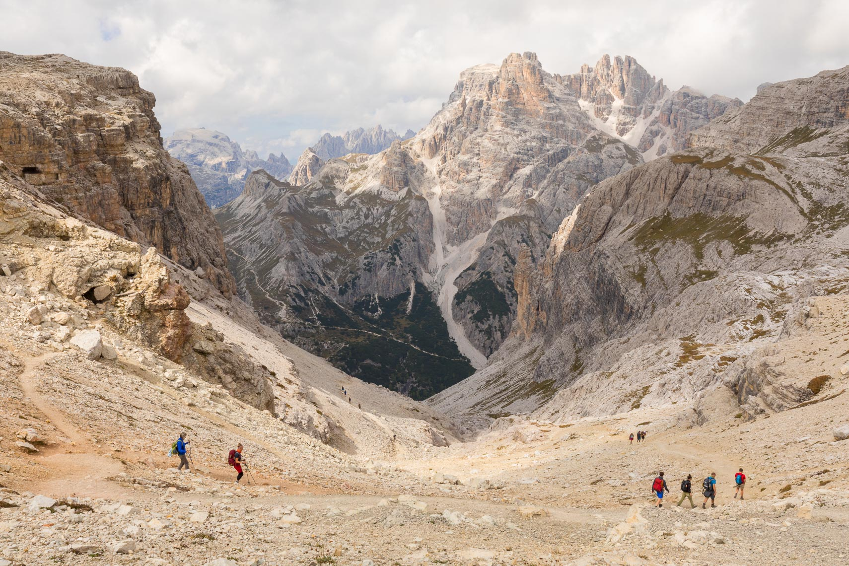 Dolomites Hikers Valley